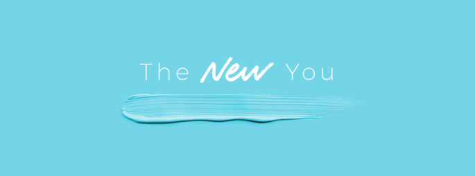 Weekend Message Series: The New You