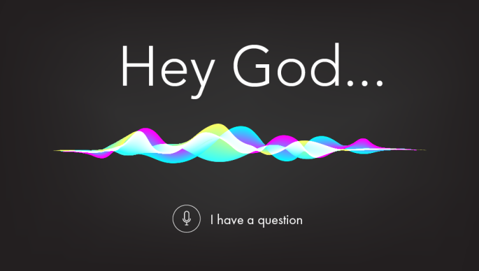 Weekend Message Series: Hey God... I Have a Question