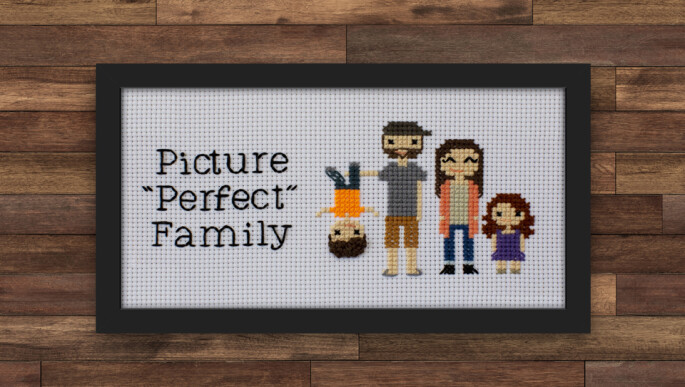 Weekend Message Series: Picture Perfect Family