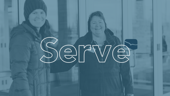 Featured Home Ad - Serve